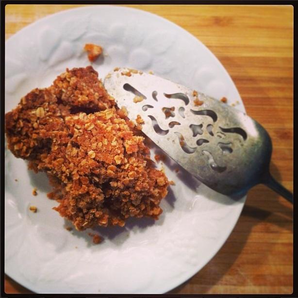 Croustade aux pommes aromatisée à la lavande - portion - La Pincée Sucrée · N°3