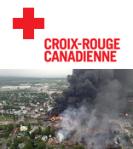 croix rouge canadienne lac mégantic