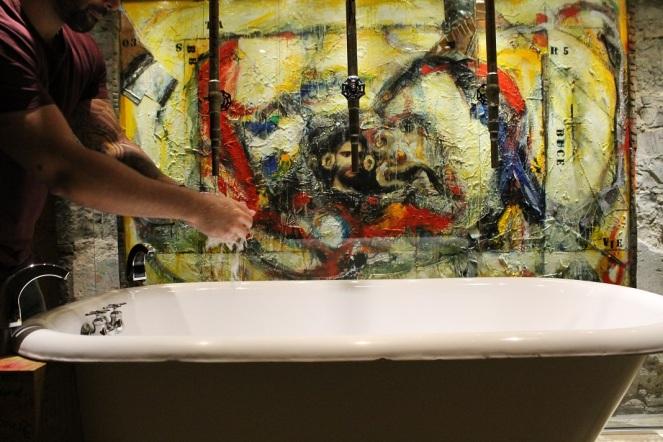 lavabo La Bûche