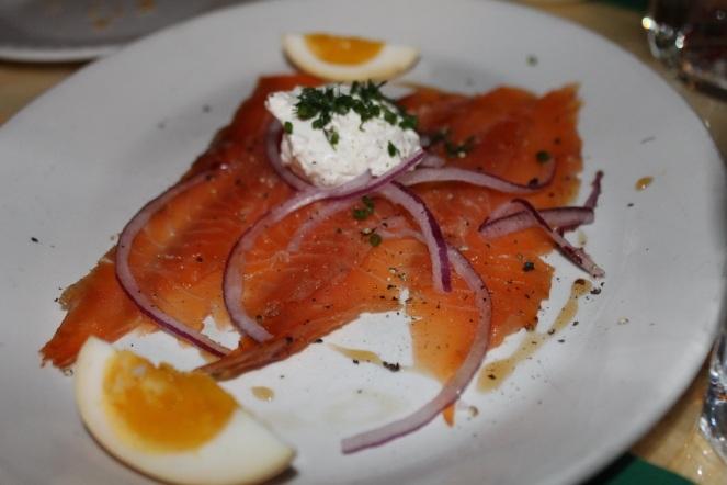 saumon fumé La Bûche