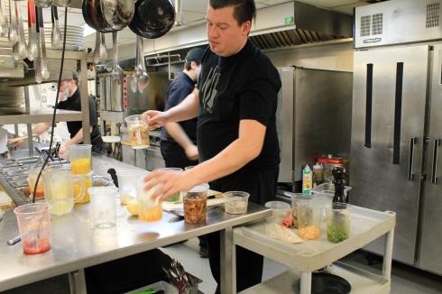 Chef Benoît Poliquin RESTAURANT VERSA - Hungry Rachel