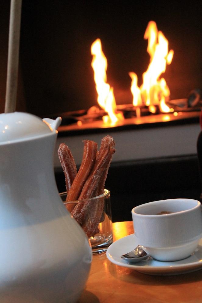 Chocholat chaud pour deux Auberge Saint-Antoine - Hungry Rachel