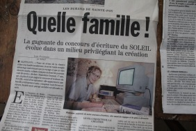 Famille Durand-Bisping article Madeleine - Hungry Rachel