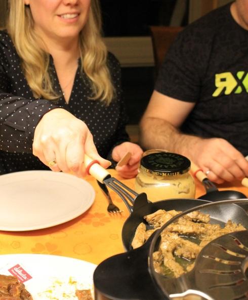 La Tour à Fromages Lagrange - appareil à raclette poele à reblochonnade - Hungry Rachel