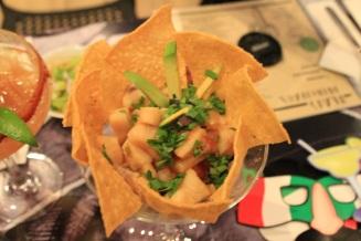 Tequila Lounge - ceviche tilapia agrume piment Hungry Rachel