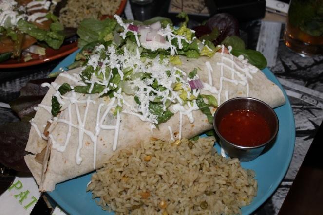 Tequila Lounge - tacos aux crevettes - Hungry Rachel