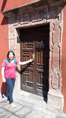 L'amour des portes au gré des voyages...