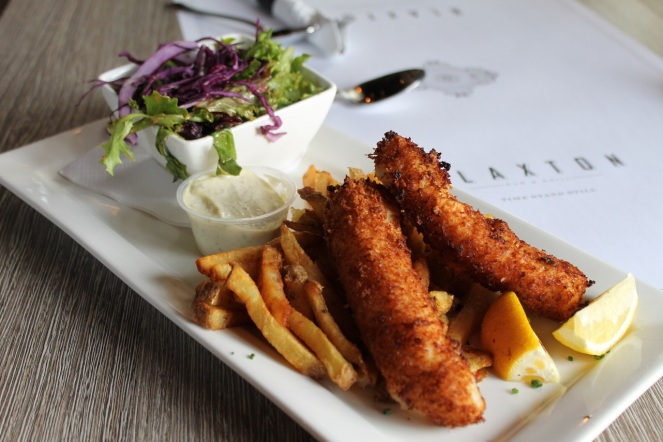 Fish and chips Blaxton Lévis - Hungry Rachel