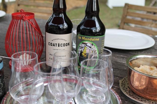 Dégustation de saucisses BBQ et bières - Le Monde des Bières - Hungry Rachel