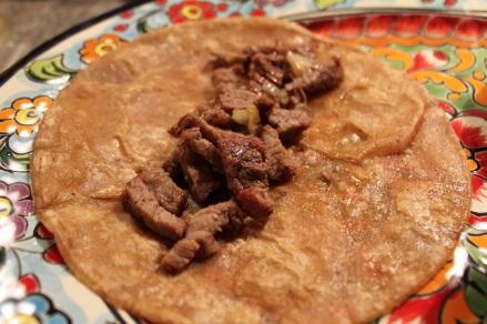 Étape 1 - Tacos de boeuf - Hungry Rachel