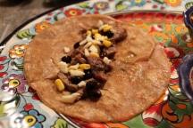 Étape 3 - Tacos de boeuf - Hungry Rachel