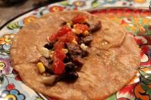 Étape 4 - Tacos de boeuf - Hungry Rachel