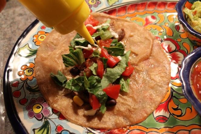 Étape 7 - Tacos de boeuf - Hungry Rachel