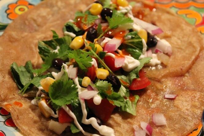 Tacos de boeuf - Hungry Rachel