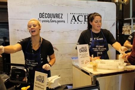 Foodcamp 2017 - kiosque Boulangerie Ace Bakery