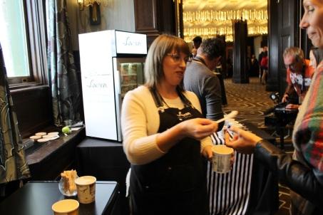 Foodcamp 2017 - kiosque Lacrem