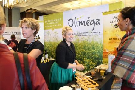 Foodcamp 2017 - kiosque Olimega