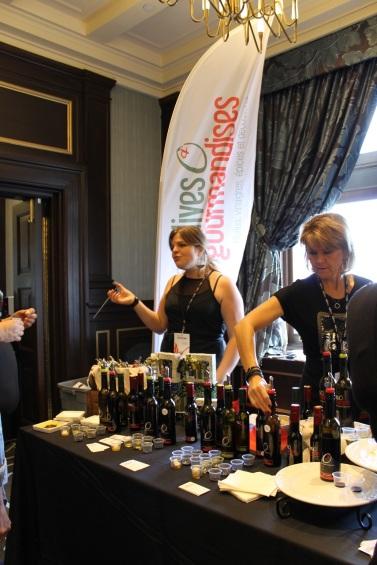 Foodcamp 2017 - kiosque Olives et Gourmandises