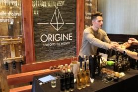 Foodcamp 2017 - kiosque Origine