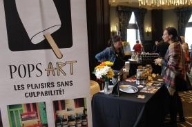 Foodcamp 2017 - kiosque Pops Art