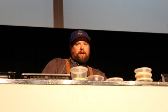 Foodcamp 2017 - Yannick Verreault Le Cendrillon