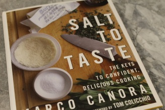 Salt to Taste livre de recette - Hungry Rachel