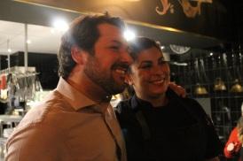 Tapas et Liège - copropriétaire et cheffe - Hungry Rachel
