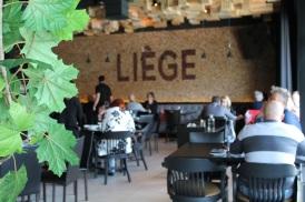 Tapas et Liège - salle à manger - Hungry Rachel