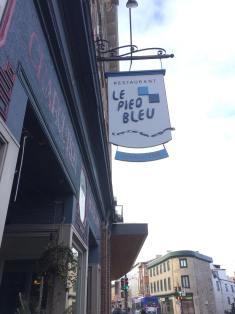 Le Pied Bleu - affiche 2- Hungry Rachel